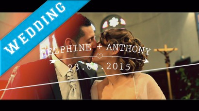 DELPHINE & ANTHONY
