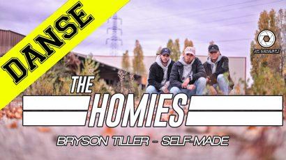 THE HOMIES X BRISON TILLER